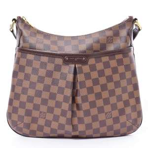 BR Rakuichi Main Store LOUIS VUITTON Louis Vuitton Damier Bloomsbury PM Shoulder Bag Leather