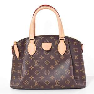 BR Rakuichi Main Store LOUIS VUITTON Louis Vuitton Monogram Rivory PM Shoulder Bag Leather