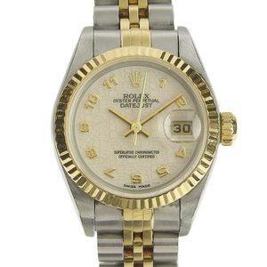 B Rakuichi Net Store ROLEX Rolex Datejust Ladies Automat Watch Holicon 79173