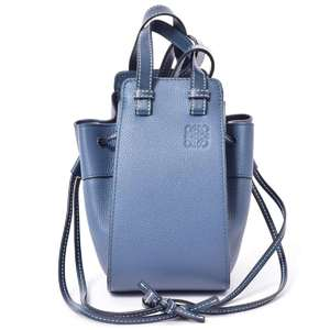 BR Rakuichi Main Store LOEWE Loewe Mini Hammock Shoulder Bag Leather