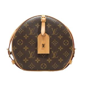 LOUIS VUITTON BOWAT CHAPOOS SUPUL Shoulder Bag Monogram M52294