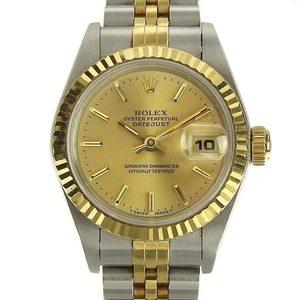 B Rakuichi Net Store ROLEX Rolex Datejust Ladies Automat Watch 69173 T Series