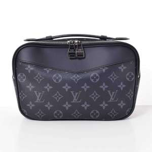 BR Rakuichi Main Store LOUIS VUITTON Louis Vuitton Eclipse Bum Bag Leather