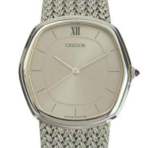 B Rakuichi Net Store SEIKO Seiko Credor Men's Quartz Wrist Watch 5931-5232