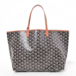 BR Rakuichi Main Store GOYARD Goyal Saint Louis PM Tote Leather