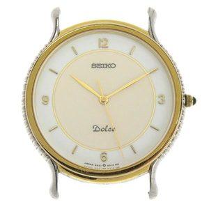 B Rakuichi Net Store SEIKO Seiko Dolce Men's Quartz Wrist Watch 9531-6010