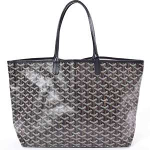BR Rakuichi Main Store GOYARD Goyar Saint Louis PM Tote Bag Leather
