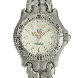 B Rakuichi Net Store TAG HEUER Heuer Professional Ladies Quartz Wrist Watch S99.015