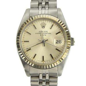 B Rakuichi Net Store ROLEX Rolex Oyster Date Ladies Automat Watch 6917 Junk