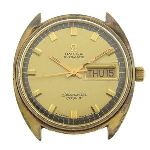 OMEGA Seamaster Cosmic Mens Automatic Watch