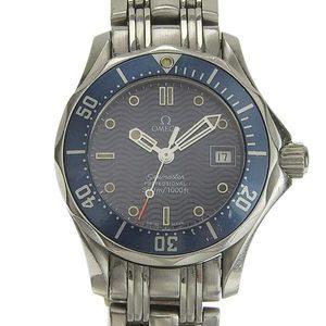 B Rakuichi Net Store OMEGA Omega Seamaster Ladies Quartz Watch 2583.8