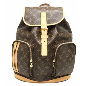 LOUIS VUITTON Louis Vuitton monogram sack ad boss fall rucksack backpack shoulder bag M40107