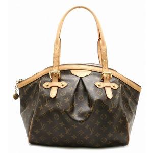 LOUIS VUITTON Louis Vuitton Monogram Tivoli GM Handbag Shoulder Bag Tote M40144
