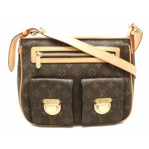 LOUIS VUITTON Louis Vuitton Monogram Hudson GM Long Strap Shoulder Bag M40045