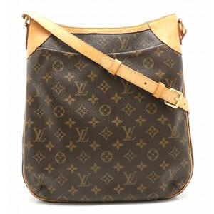 LOUIS VUITTON Louis Vuitton Monogram Odeon PM Shoulder Bag M56390