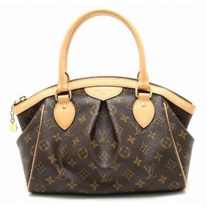 LOUIS VUITTON Louis Vuitton Monogram Tivoli PM Handbag Tote Bag M40143