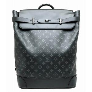 LOUIS VUITTON Louis Vuitton Monogram Eclipse Steamer Backpack Rucksack M44052