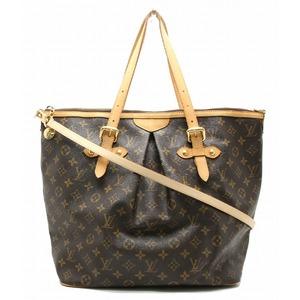 LOUIS VUITTON Louis Vuitton Monogram Palermo GM 2WAY Tote Bag Shoulder M40146