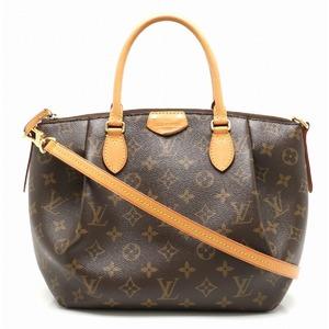LOUIS VUITTON Louis Vuitton Monogram Turen PM Handbag Shoulder Bag 2WAY M48813