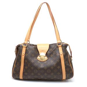LOUIS VUITTON Louis Vuitton Monogram Stresa PM Shoulder Bag Tote M51186