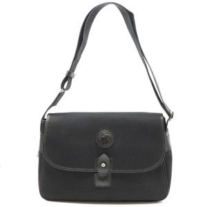HUNTING WORLD Safari Today Shoulder Bag Messenger Canvas Black