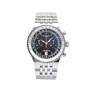 BREITLING Navitimer Montbrillant Legend Blue Dial Mens Watch AT A23340 A2334021.B871