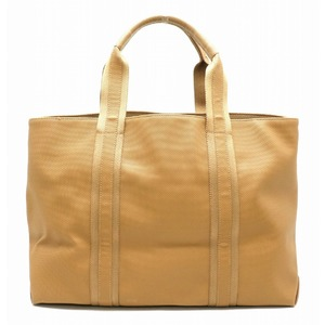 Bottega Veneta Marco Polo Tote Bag PVC Leather Camel 152222 V0701 9800