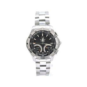 TAG Heuer Aquaracer Regatta Caliber S Mens 300m Quartz Wrist Watch CAF7010