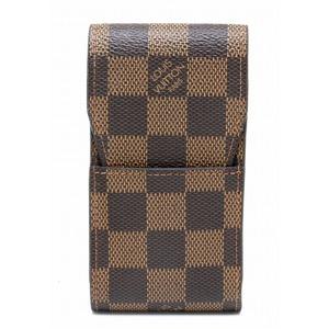 LOUIS VUITTON Louis Vuitton Damier Etuit Cigarette Case iQOS Aikos N63024