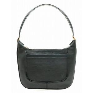 LOUIS VUITTON Louis Vuitton Epi Mazzi Shoulder Bag Semi-shoulder Leather Noir Black M58972