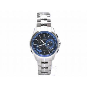 CASIO OCEANUS Oceanus titanium Mens watch solar radio clock OCW-S2400-1AJF