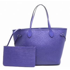 LOUIS VUITTON Louis Vuitton Epine Neverfull MM Tote Bag Shoulder Leather Figu M40883