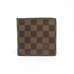 LOUIS VUITTON Louis Vuitton Damier Porto Fouille Marco Bi-fold Wallet N61675