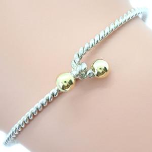 TIFFANY & Co. Tiffany Double Hook Silver 925 Ladies Bracelet
