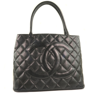 CHANEL Reprint Tote Matte Caviar Skin Women's Bag