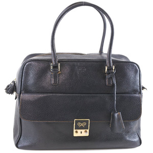 Anya Hindmarch 2WAY Shoulder Leather Ladies Handbag