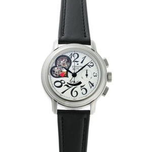 ZENITH Zenith Chronomaster Open Automatic 03.1230.4021 White Dial SS Watch 1920148