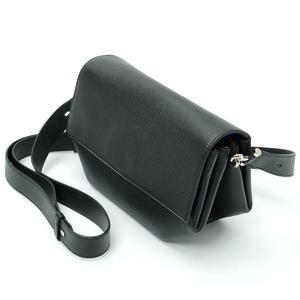 HERMES Hermes Opry 24 C Engraved Shoulder Bag Black Talyon Noviyo 2020017