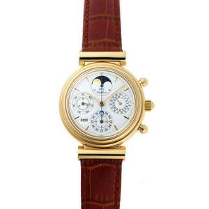 IWC Da Vinci Perpetual Calendar Automatic 3750 750YG Watch