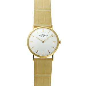 IWC Portofino Hand-Winding Cal.1852 Ref.2010 Yellow Gold Watch