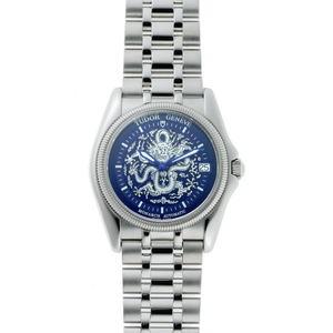 TUDOR Tudor Monarch Dragon Automatic 38630 Blue Dial SS Watch 1910559