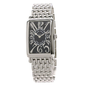 Franck Muller 902QZ Long Island Watch Stainless Steel SS Ladies FRANCK MULLER
