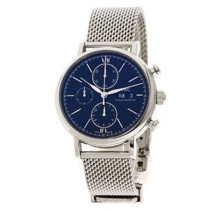 IWC IW391009 Portofino Chrono Watch Stainless Steel Mens IWC