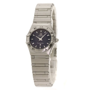 Omega 1572.4 Constellation Watch Stainless Steel SS Ladies OMEGA