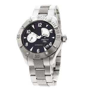 ZENITH 03.516.685 Defy Classic Watch Stainless Steel Mens