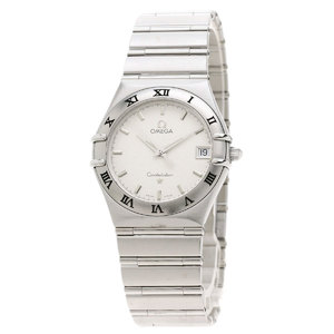 OMEGA 1512.3 Constellation Watch Stainless Steel Mens