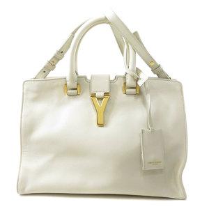 Saint Laurent Petit Kabas Handbag Calf Ladies SAINT LAURENT