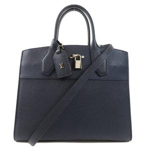 Louis Vuitton M54731 City Steamer MM Handbag Calf Ladies LOUIS VUITTON
