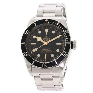 TUDOR 79230N Black Bay Watch Stainless Steel Mens