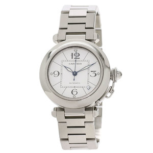 Cartier Pasha C Watch Stainless Steel SS Boys CARTIER